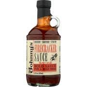 Johnnys Firecracker Sauce, 12 Ounce -- 6 per case