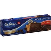Bahlsen Leibniz Dark Chocolate Cookies, 4.4 Ounce -- 12 per case