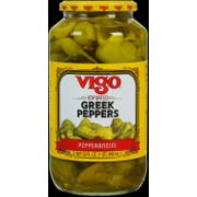 Vigo Greek Pepper, 32 Ounce -- 6 per case