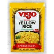Vigo Yellow Rice Dinner, 8 Ounce Stand Up Bag -- 6 per case