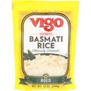 Vigo Basmati Rice, 12 Ounce -- 6 per case