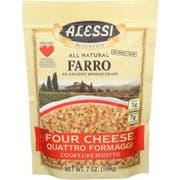 Alessi Four Cheese Farro, 7 Ounce -- 6 per case