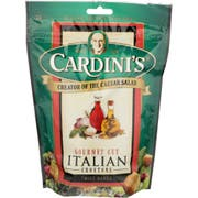 Cardinis Gourmet Cut Italian Croutons, 5 Ounce -- 12 per case