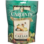 Cardinis Gourmet Cut Caesar Croutons, 5 Ounce -- 12 per case