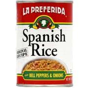 La Preferida Spanish Rice, 15 Ounce -- 12 per case