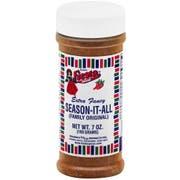 Fiesta Extra Fancy Season-it-All Seasoning, 7 Ounce -- 6 per case