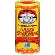 Konriko Greek Seasoning, 2.5 Ounce -- 6 per case