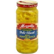 Mezzetta Deli Sliced Mild Pepper Rings, 16 Ounce -- 6 per case