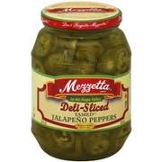 Mezzetta Tamed Deli Sliced Jalapeno Peppers, 32 Ounce -- 6 per case