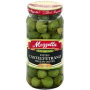 Mezzetta Pitted Castelvetrano Italian Olives, 8 Ounce -- 6 per case