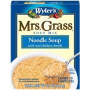 Wylers Mrs Grass Chicken Noodle Soup Mix, 5 Ounce -- 12 per case