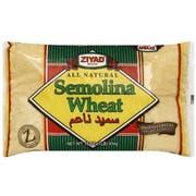 Ziyad Semolina Wheat, 16 Ounce -- 6 per case