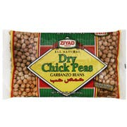 Ziyad Dry Chick Peas, 16 Ounce -- 6 per case