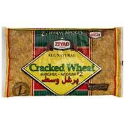 Ziyad Medium Burghul Number 2 Cracked Wheat, 16 Ounce -- 6 per case