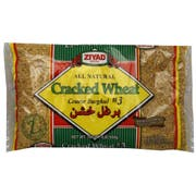 Ziyad Coarse Burghul Number 3 Cracked Wheat, 16 Ounce -- 6 per case