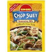 Sunbird Chop Suey Seasoning Mix, 1 Ounce -- 24 per case
