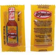 El Yucateco Red Habanero Sauce, 5 Gram -- 300 per case