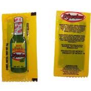 El Yucateco Green Habanero Hot Sauce, 5 Gram -- 300 per case
