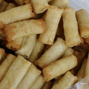 Chef One Vegetable Mini Spring Roll, 200 pieces per pack -- 1 each.