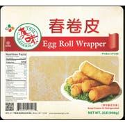 Twin Marquis Natural Egg Roll Wrapper, 32 Ounce -- 10 per case