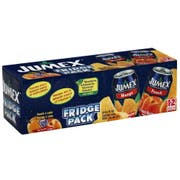 Jumex Mango Peach Nectar - Fridge Pack, 135.6 Fluid Ounce -- 1 each