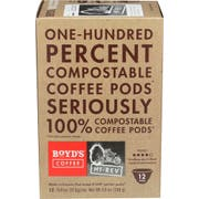 Boyds Hi Rev Single Cup Coffee Pod, 12 count per Pack -- 6 per case