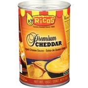 Ricos Premium Cheddar Cheese Sauce, 15 Ounce -- 12 per case
