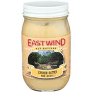 East Wind Raw Cashew Butter, 16 Ounce -- 6 per case