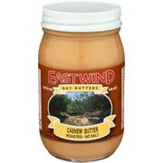 East Wind Roasted Cashew Nut Butter, 16 Ounce -- 6 per case