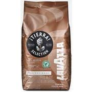 Lavazza Tierra Selection 100 Percent Arabica Coffee Beans, 35.273 Ounce -- 6 per case