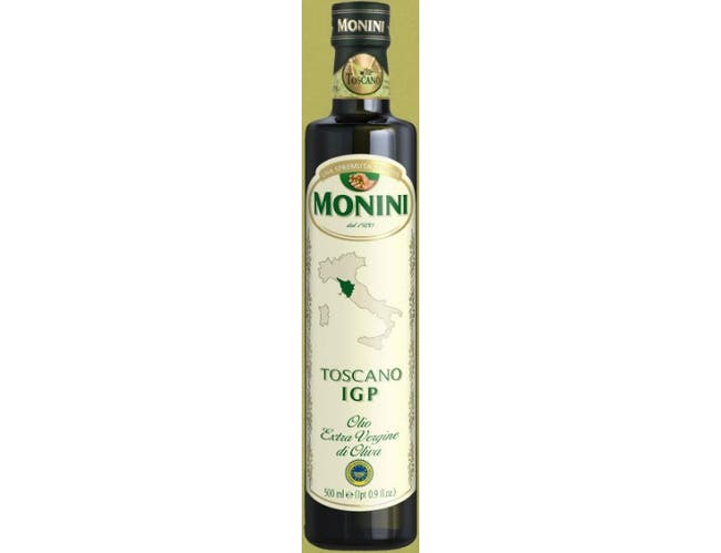 Monini Toscano IGP Extra Virgin Olive Oil, 16.9 Ounce -- 6 per case