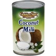 Golden Star Coconut Milk, 13.5 Ounce -- 12 per case