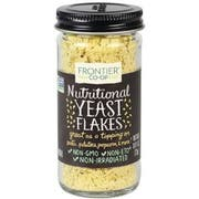 Frontier Nutritional Yeast Flakes, 0.81 Ounce -- 1 each