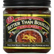 Better Than Bouillon Chili Base, 8 Ounce -- 6 per case