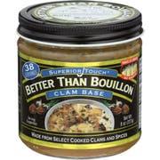 Better Than Bouillon Clam Base, 8 Ounce -- 6 per case