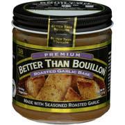 Better Than Bouillon Roasted Garlic Base, 8 Ounce -- 6 per case