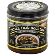 Better Than Bouillon Fish Base, 8 Ounce -- 6 per case