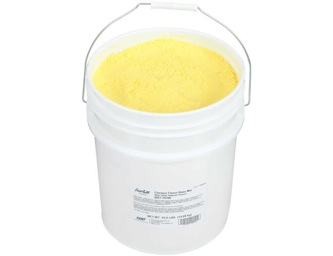 Deluxe Chicken Soup Base -- 35 Pound