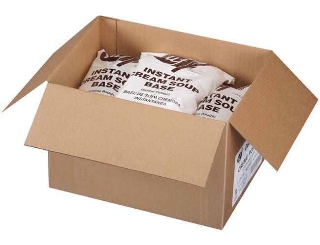 Total Ultimate Foods Cream Soup Base - 28 oz. bag, 6 per case