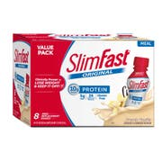Slim Fast Ready To Drink French Vanilla Meal Replacement Shake, 11 Fluid Ounce -- 24 per case.