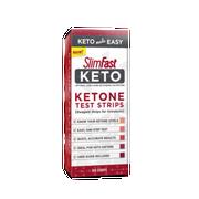 SlimFast Keto Ketone Test Strips, 100 count per pack -- 12 per case.