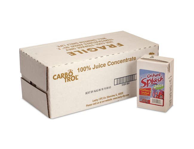 35 Percent Cranberry Juice 12 Case 23 Ounce