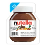 Nutella Original Hazelnut Spread, 0.52 Ounce -- 120 per case
