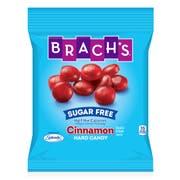 Brachs Sugar Free Cinnamon Hard Candy - 3.5 oz. bag, 12 per case