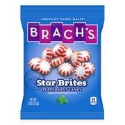Brachs Star Brites Peppermints Candy, 7.5 Ounce -- 12 per case.