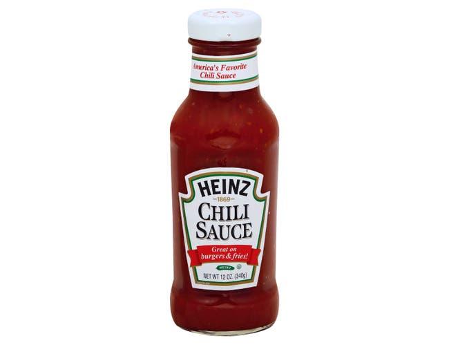Chili Sauce 12 Case 12 Ounce