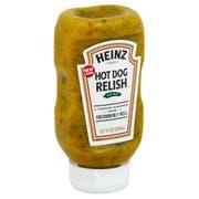 Heinz Hot Dog Relish, 12.7 Fluid Ounce -- 12 per case.