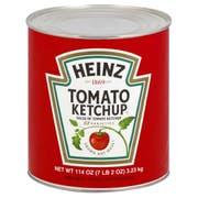 Heinz Ketchup -- 6 Case 10 Can