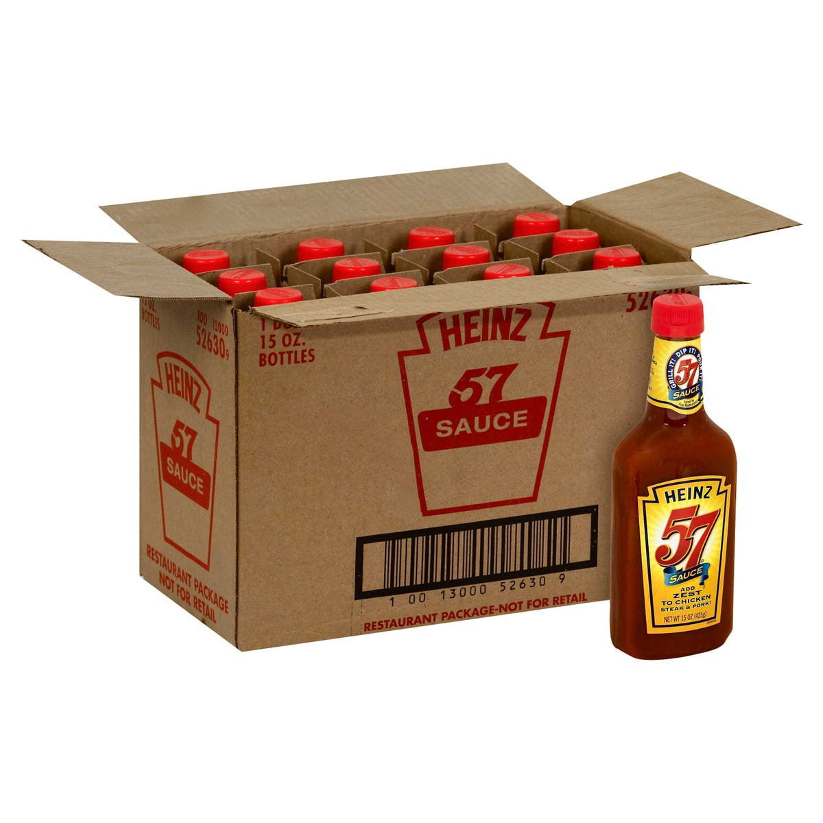 Heinz 57 Sauce Case Foodservicedirect
