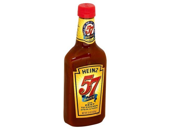 Heinz 57 Sauce 12 Case 15 Ounce